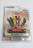"""Chevrolet C-10  51 edición Indianapolis """"Carrera de las 500 millas"""" (1967) Greenmachine 1/64"""