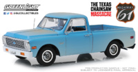 Chevrolet C-10 - The texas chain saw massacre (1974) Greenlight 1:18