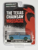 "Chevrolet C-10 de (1971) ""La Matanza de Texas"" (1974) Greenmachine 1/64"