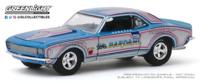 Chevrolet Camaro - Bill Hielscher's Mr. Bardahl (1967) Greenlight 1/64