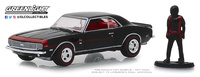 Chevrolet Camaro RS/SS con piloto (1968) Greenlight 1/64