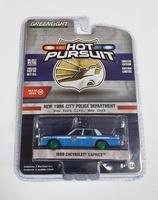 "Chevrolet Caprice ""NYPD"" (1990) Greenmachine 1/64"