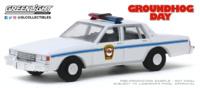 Chevrolet Caprice Police 1980 - Dia de la marmota  (1993) Greenlight 1/64