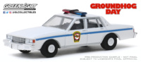 Chevrolet Caprice Police 1980 - Groundhog Day (1993) Greenlight 1/64