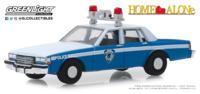 "Chevrolet Caprice ""Sólo en casa"" (1990) Greenlight 1/64"