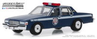 Chevrolet Caprice - Wisconsin State Patrol 80th Anniversary (1989) Greenlight 1:64