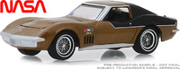 "Chevrolet Corvette ""AstroVette"" NASA - Apollo XII (1969) Greenlight 1/64"