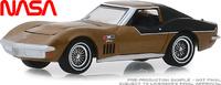 """Chevrolet Corvette """"AstroVette"""" NASA - Apollo XII (1969) Greenlight 1/64"""
