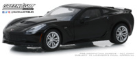 Chevrolet Corvette Z06 Coupé - Negro (2019) Greenlight 1/24