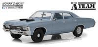 """Chevrolet Impala Sedán """"El Equipo A"""" (1967) Greenlight 1/18"""