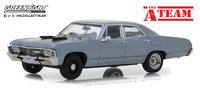 """Chevrolet Impala Sedán """"El Equipo A"""" (1967) Greenlight 1/43"""