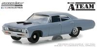 """Chevrolet Impala Sedán """"El Equipo A"""" (1967) Greenlight 1/64"""