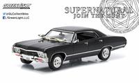 """Chevrolet Impala Sport Sedán """"Supernatural"""" (1967) Greenlight 1:43"""