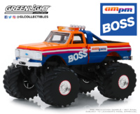"Chevrolet K-10 Monster Truck (1972) 66"" pulgadas Greenlight 1/43"