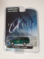 "Chevrolet K-5 ""The X-Files"" (1993-2002) Greenmachine 1/64"