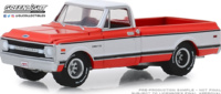 Chevrolet K10 4x4 (Lot #1584) (1969) Greenlight 1/64