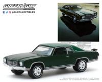 "Chevrolet Monte Carlo ""Vintage Ad Cars Series 2"" (1970) Greenlight 1:64"