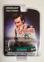"Chevrolet Montecarlo ""Ace Ventura - Pet Detective (1994)"" Greenmachine 1/64"