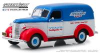 "Chevrolet Panel Truck - ""Yenko Sales and Service"" (1939) Greenlight 1:24"