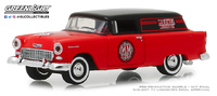 Chevrolet Sedan Furgoneta de reparto - Marvel Mystery Oil (1955) Greenlight 1/64