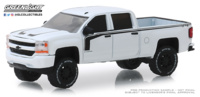 "Chevrolet Silverado ""Rally 2"" (2017) Greenlight 1/64"