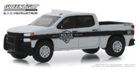 "Chevrolet Silverado SSV ""SSV General Motors Fleet Police"" (2019) Greenlight 1/64"