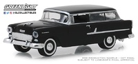 "Chevrolet Two-Ten Handyman ""Negro Onyx"" (1955) Serie 3 State Wagons Greenlight 1/64"