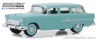 "Chevrolet Two-Ten Townsman - ""Verde turquesa"" (1955) Greenlight 1/64"