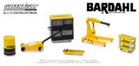 """Conjunto de herramientas """"Auto Body Shop Bardahl"""" Greenlight 1/64"""