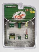 "Conjunto de herramientas ""Auto Body Shop Turtle Wax"" Greenmachine 1/64"