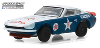 "Datsun 240Z ""Caltex"" (1970) Greenlight 1:64"
