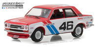 Datsun 510 - #46 BRE John Morton (1971) Greenlight 1/64
