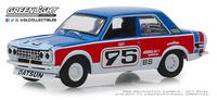 Datsun 510 #95 Paul Newman (1973) Tokyo Torque Greenlight 1/64