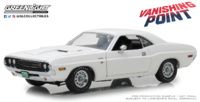"Dodge Challenger R/T ""Vanishing Point"" (1970) Greenlight 1/18"