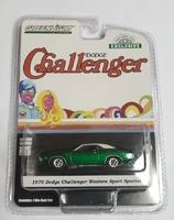 Dodge Challenger Western Sport Special (1970) Greenmachine 1/64