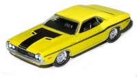 Dodge Challenger de 1970 - de la Serie NCIS Greenlight 44620-D escala 1/64