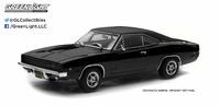 """Dodge Charger """"Bullitt"""" (1968) Greenlight 1:43"""