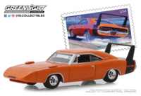"Dodge Charger Daytona - USPS ""American on the Movie"" (1969) Greenlight 1/64"