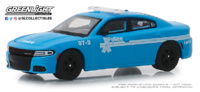 Dodge Charger - Montreal - Canada Police (2018) Greenlight 1/64