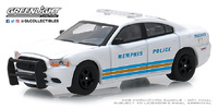 Dodge Charger - Policía de Memphis (2011)  Greenlight 1/64