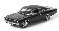"Dodge Charger R/T ""Bullitt"" (1968) Greenlight 1/64"
