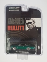 "Dodge Charger R/T ""Bullitt"" (1968) Greenmachine 1/64"