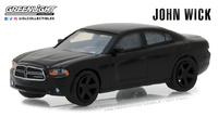 "Dodge Charger SXT ""John Wick"" (2011) Greenlight 1/64"