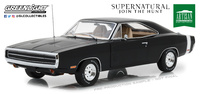 "Dodge Charger ""Supernatural"" Serie TV (1970) Greenlight 1/18"