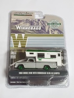 Dodge D-100 con Winnebago Camper (1966) Greenmachine 1/64
