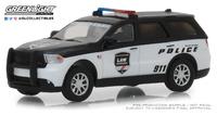 """Dodge Durango """"Servicio especial de policía de Durango"""" (2017) Greenlight 1/64"""