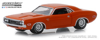 Dodge HEMI Challenger R/T - Lote 1330 (1970) Greenlight 1/64