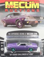 Dodge HEMI Challenger R/T Plum (1971) Greenmachine 1/64