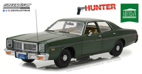"Dodge Mónaco ""Hunter"" (1977) Greenlight 1/18"