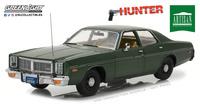 """Dodge Mónaco """"Hunter"""" (1977) Greenlight 1/18"""